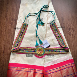 Fabric Saree Belt