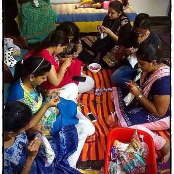 Krishne Saree Kuchu Class