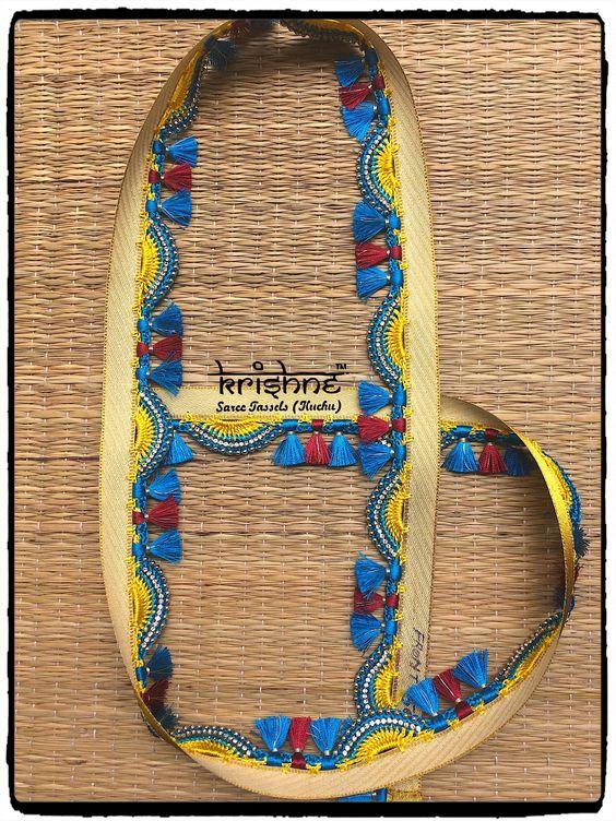 Saree Kuchu Lace