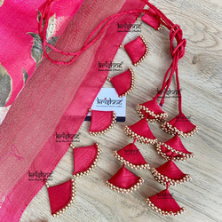 Fabric Tassel Hangings
