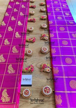Aari Saree Kuchu Design