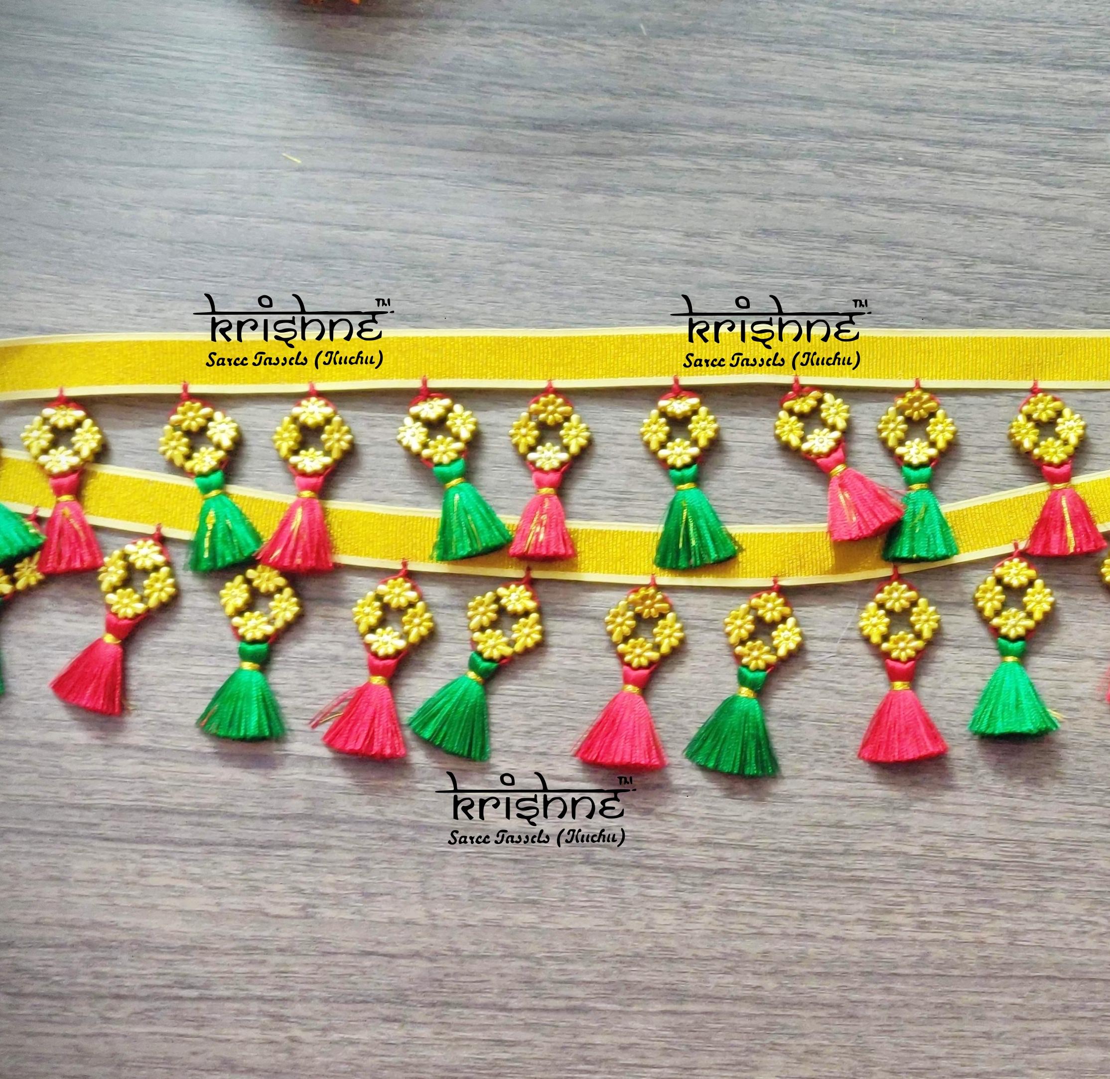 Designer Tassel Lace