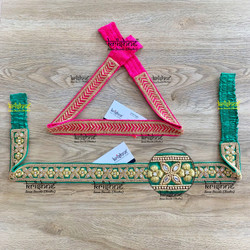 Maggam Work Hip Belt for Sarees & Lehenga