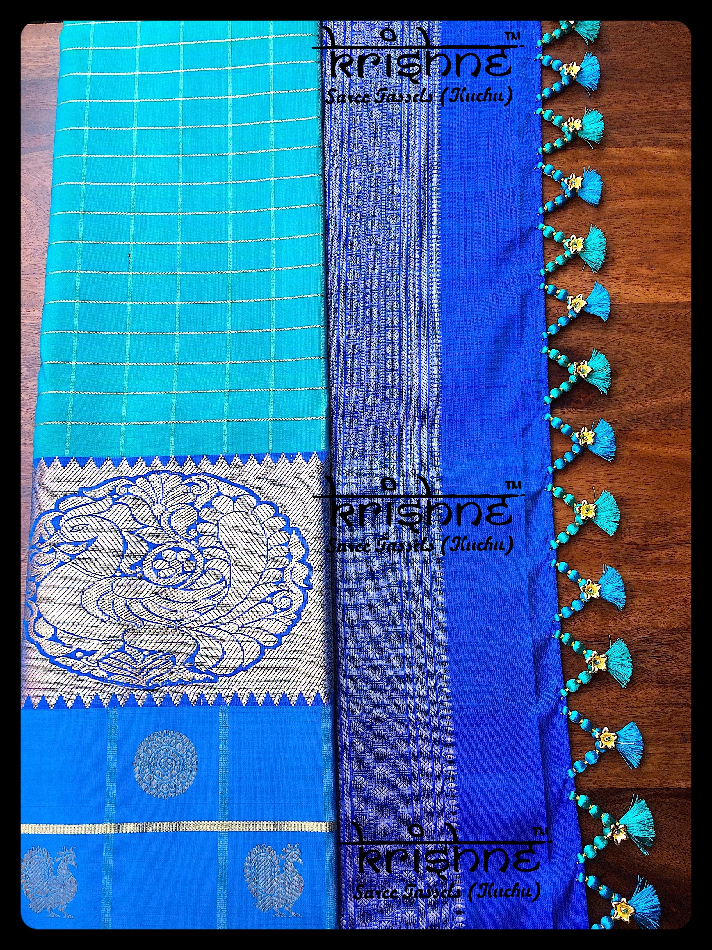 Designer Saree Tassels