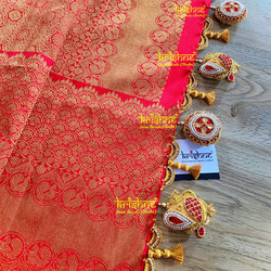 Aari Saree Kuchu Design