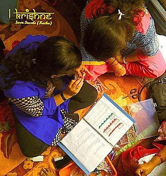 Saree Kuchu Workshop