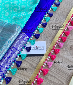 Saree Border Laces