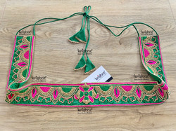 Saree Belt with Maggam Work