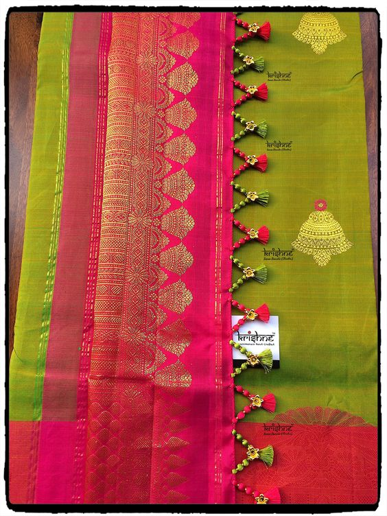 Saree Border Hangings