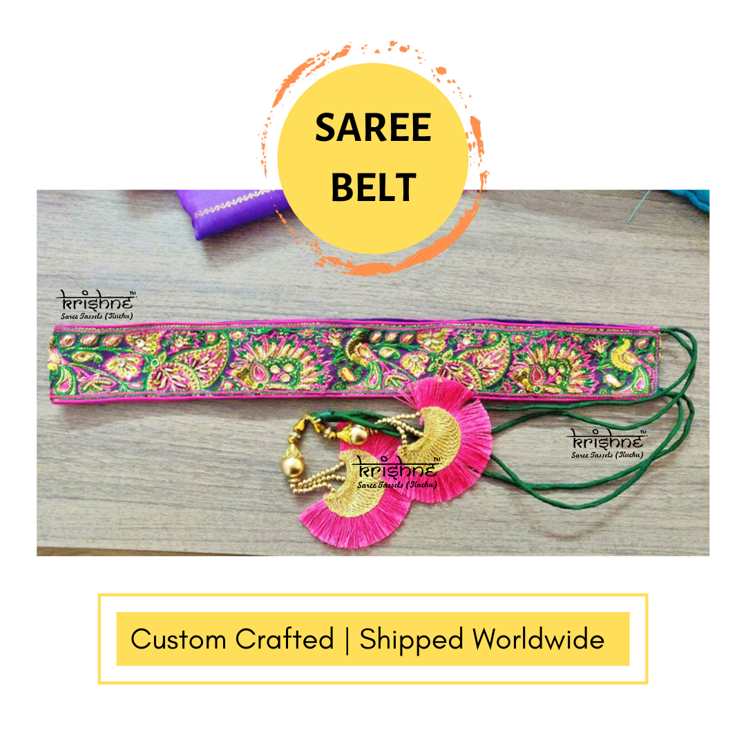 Waist Belt for Saree