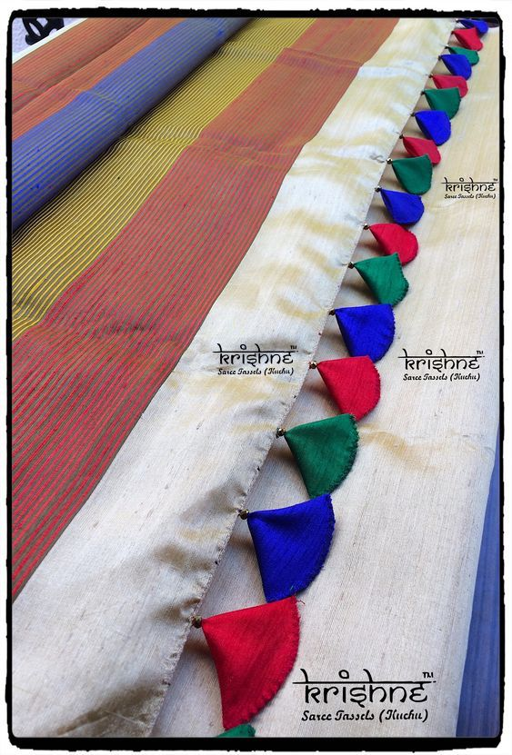 Cloth Tassel Design