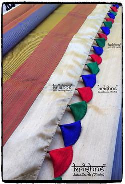 Cloth Tassel Design