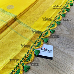 Bridal Saree Kuchu Lace