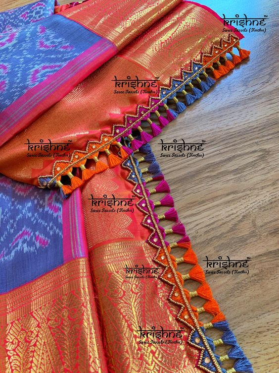 Bridal Saree Tassels