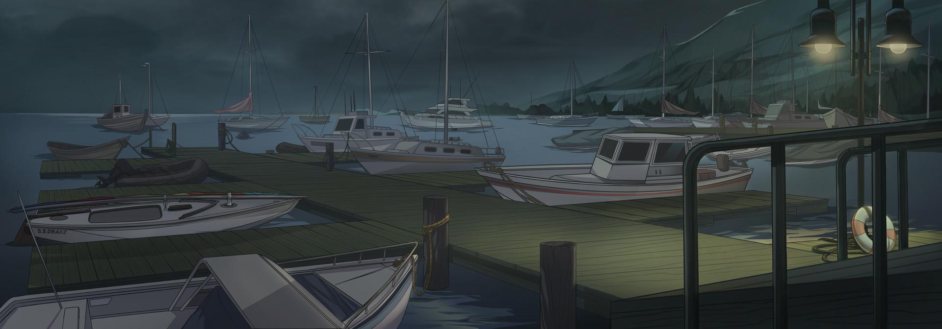 EV_101_BG_EXT_CarrowayHarbor_Dock_Day_KE