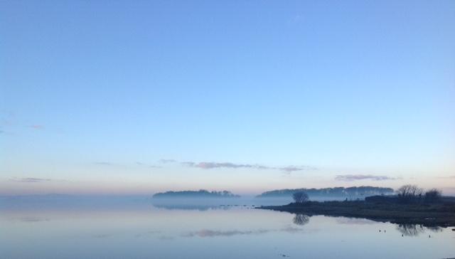 Strangford Lough Daytime