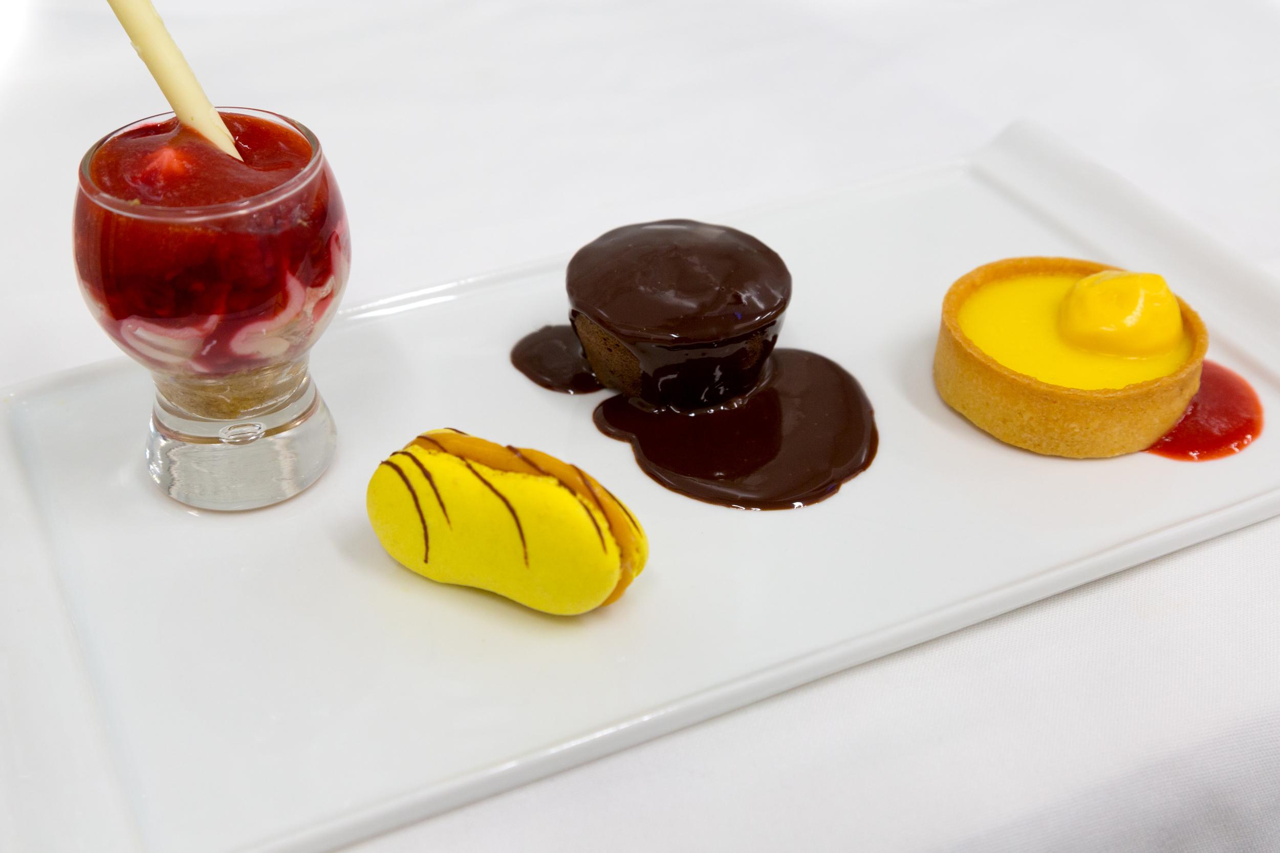 Tasting Session Dessert