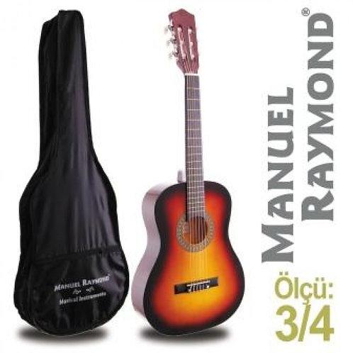 Klasik Gitar Junior Manuel Raymond MRC87SB