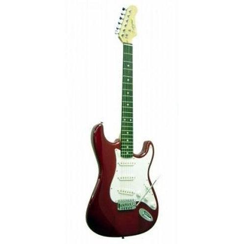 Extreme XE20RD Elektro Gitar. Stratocaster Kasa.