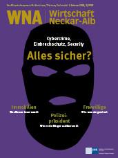 Wir sind im Aktuellen WNA Wirtschaft-Neckar-Alb Magazin.