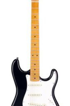 SX SST57 3/4 BK Elektro Gitar SST57+ 3/4/BK