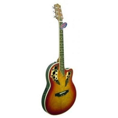 Gitar Elektro Akustik Extreme XAF80EQ4CS