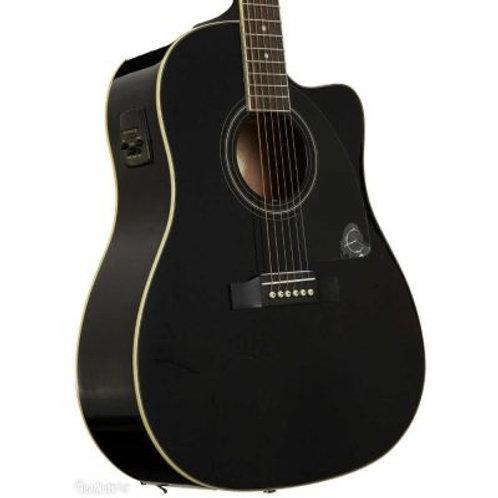 Epiphone AJ-220S Elektro Akustik Gitar