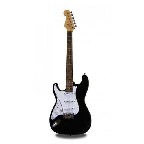 Gitar Elektro Manuel Raymond MRELH3BK