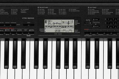 Casio CTK-3200 Elektronik Klavye