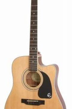 Epiphone Pro-1 Ultra Elektro Akustik Gitar Natural