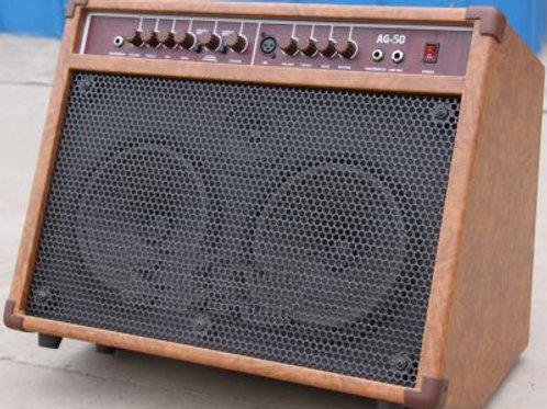 Boston AG-50 Akustik Gitar Amfisi AG-50