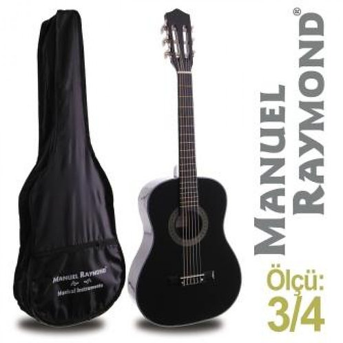 Klasik Gitar Junior Manuel Raymond MRC87BK