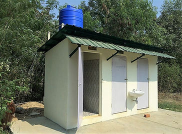4. Toilet at Central Organic rice Mill 1