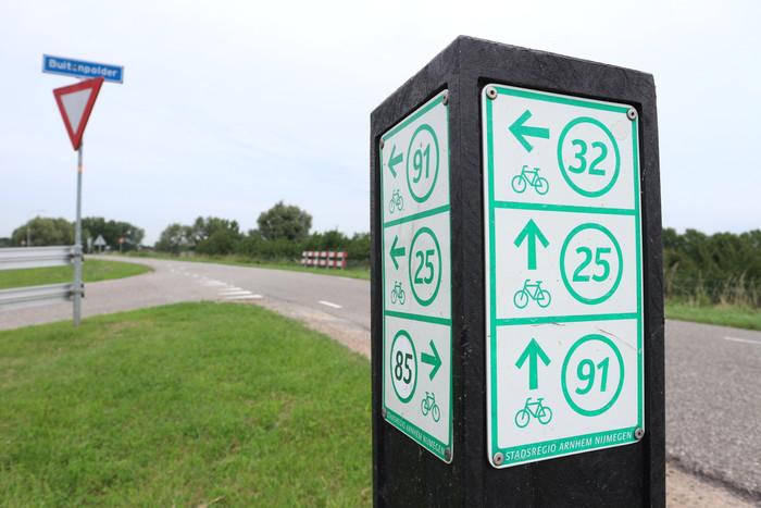 S'orienter à vélo aux Pays-Bas