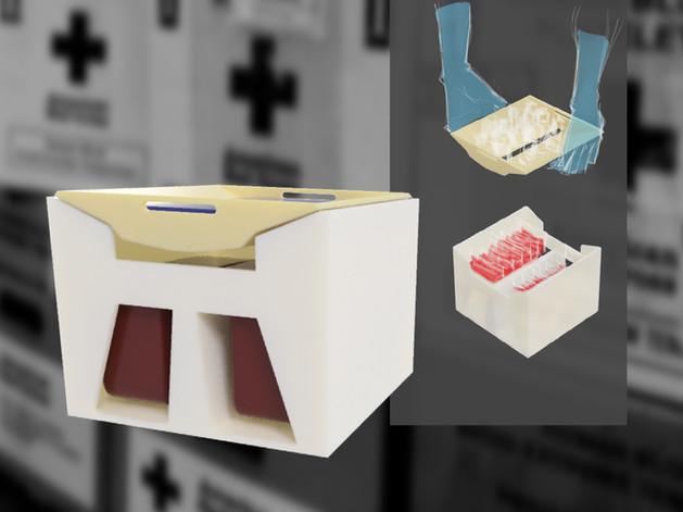 PolarVein - Blood Bag Transportation Package