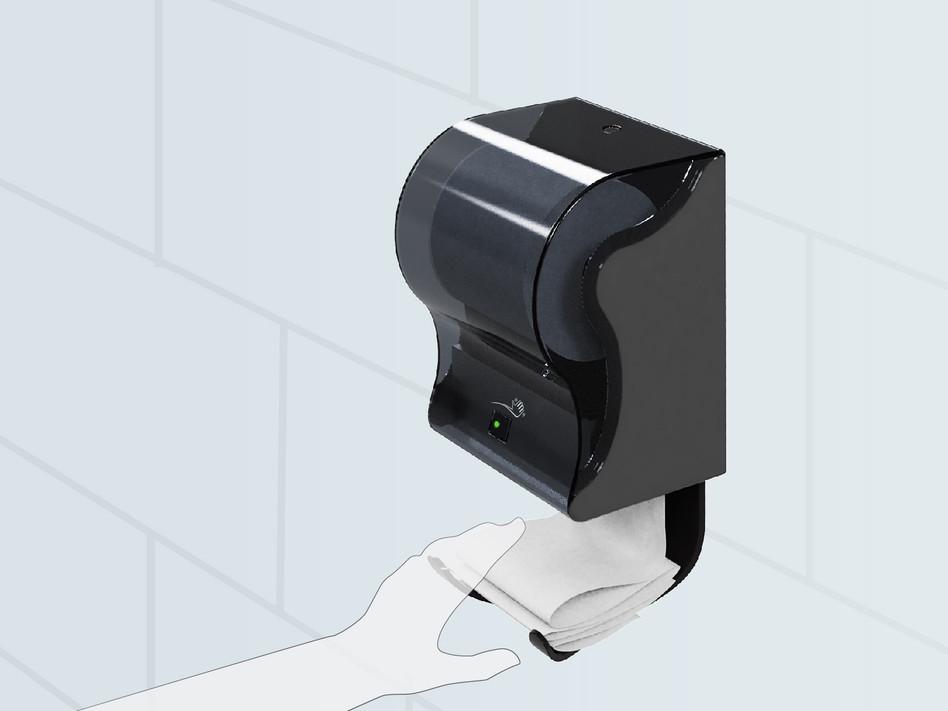 EZTP - Automatic Toilet Paper Dispenser
