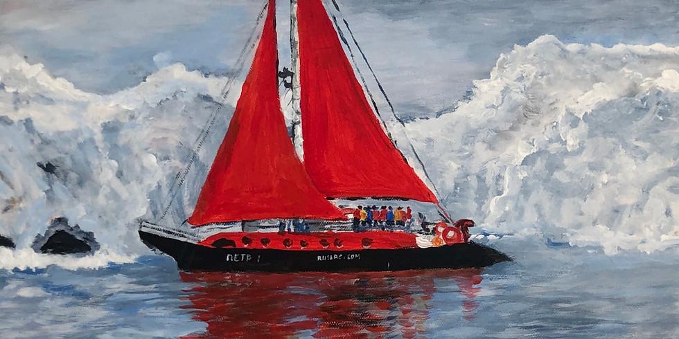 Marea și navigația - expoziție de artă