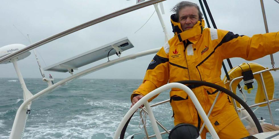 Jimmy Cornell - un voiaj pe oceanele lumii cu oprire în cele mai atrăgătoare locuri