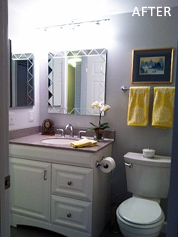 Bathroom Remodeled