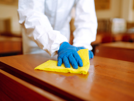 Is It Time Your Tech School Considered Commercial Cleaning Services?