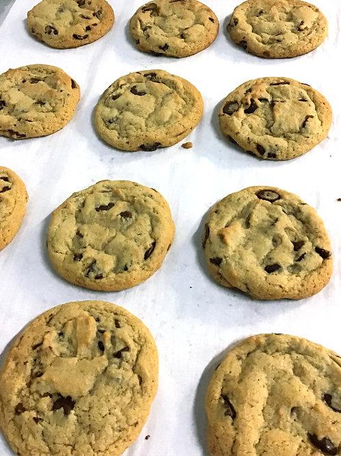 Chocolate Chip Cookies dozen