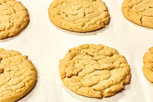 Peanut Butter Sandies - dozen