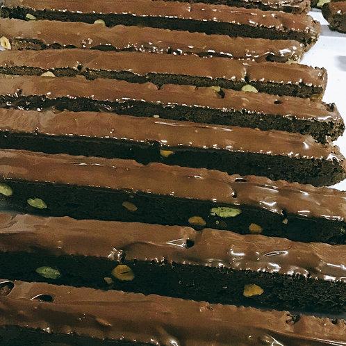 Chocolate Pistachio Biscotti 3pk
