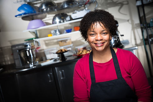 Sophia Jordan-African American Woman Business Owner