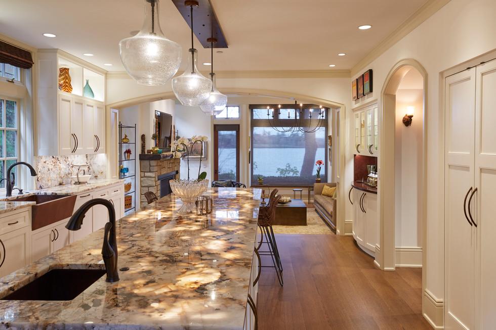 Bellevue Kitchen Design Kim OReilly Interiors