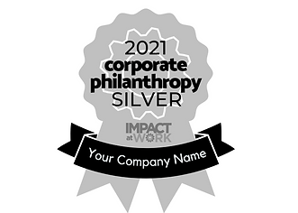 Seal of Philanthropy - Silver- Your Comp