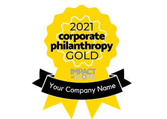 Seal of Philanthropy - Gold - Your Compa