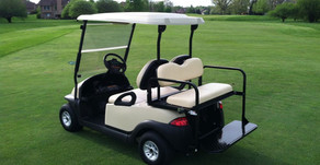 Golf Cart Single Rider Policy