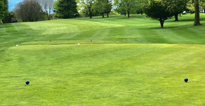 Social Distancing Guidelines at McCann Memorial & College Hill Golf Course