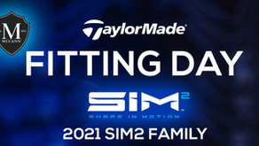 Join us at the upcoming TaylorMade Fitting Day on Sunday, January 31st at DC Sports.